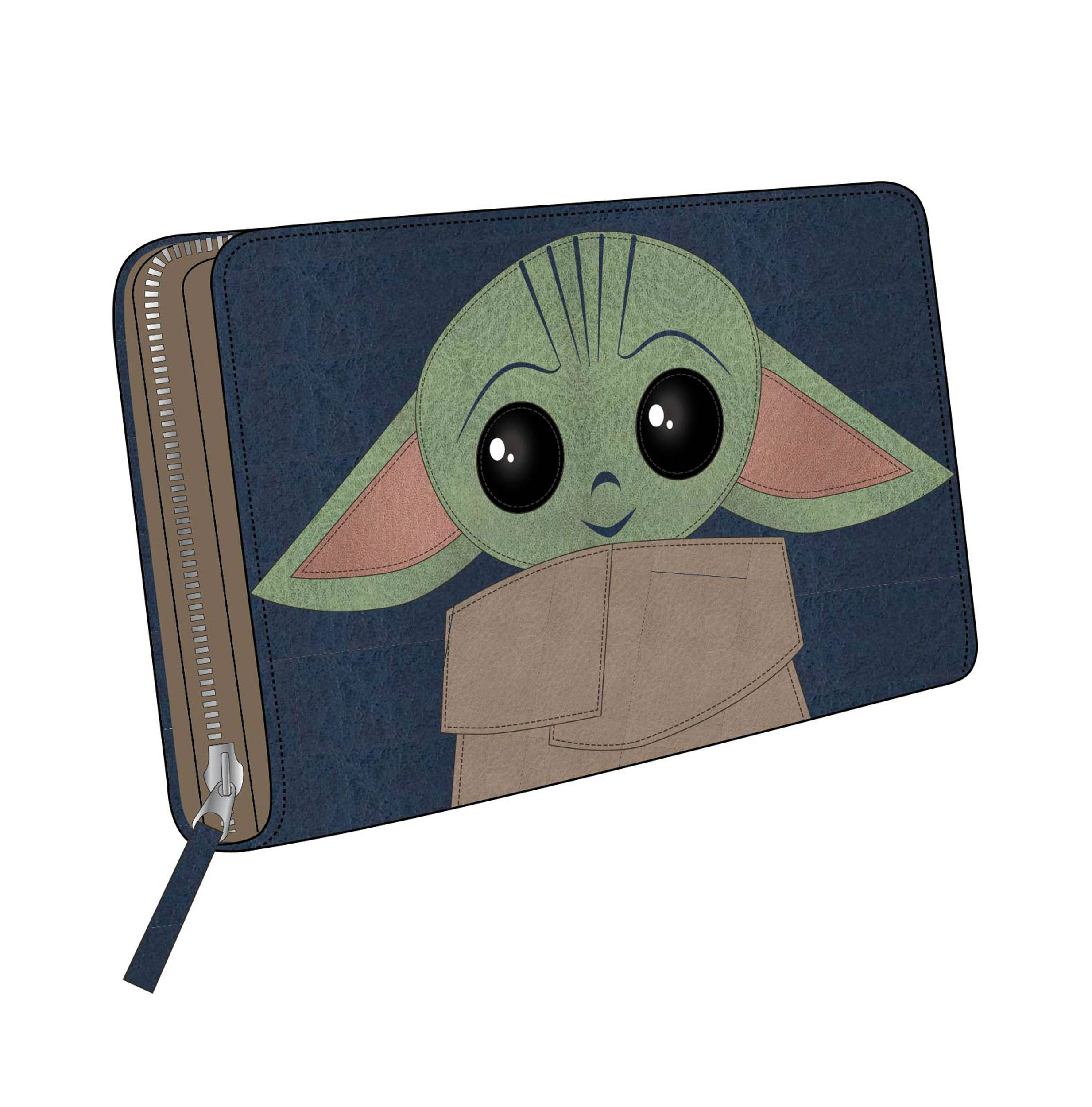 Star Wars The Mandalorian Purse / Business Card Holder The Child
