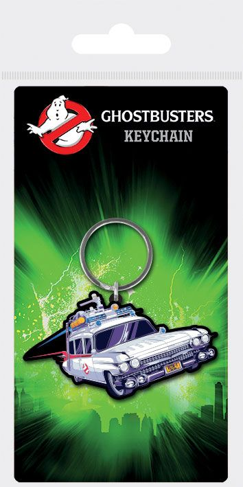 Ghostbusters Rubber Keychains Ectomobile 6 cm Case (10)