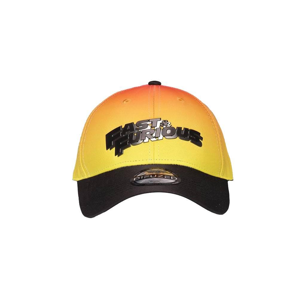 Fast & Furious Curved Bill Cap Logo