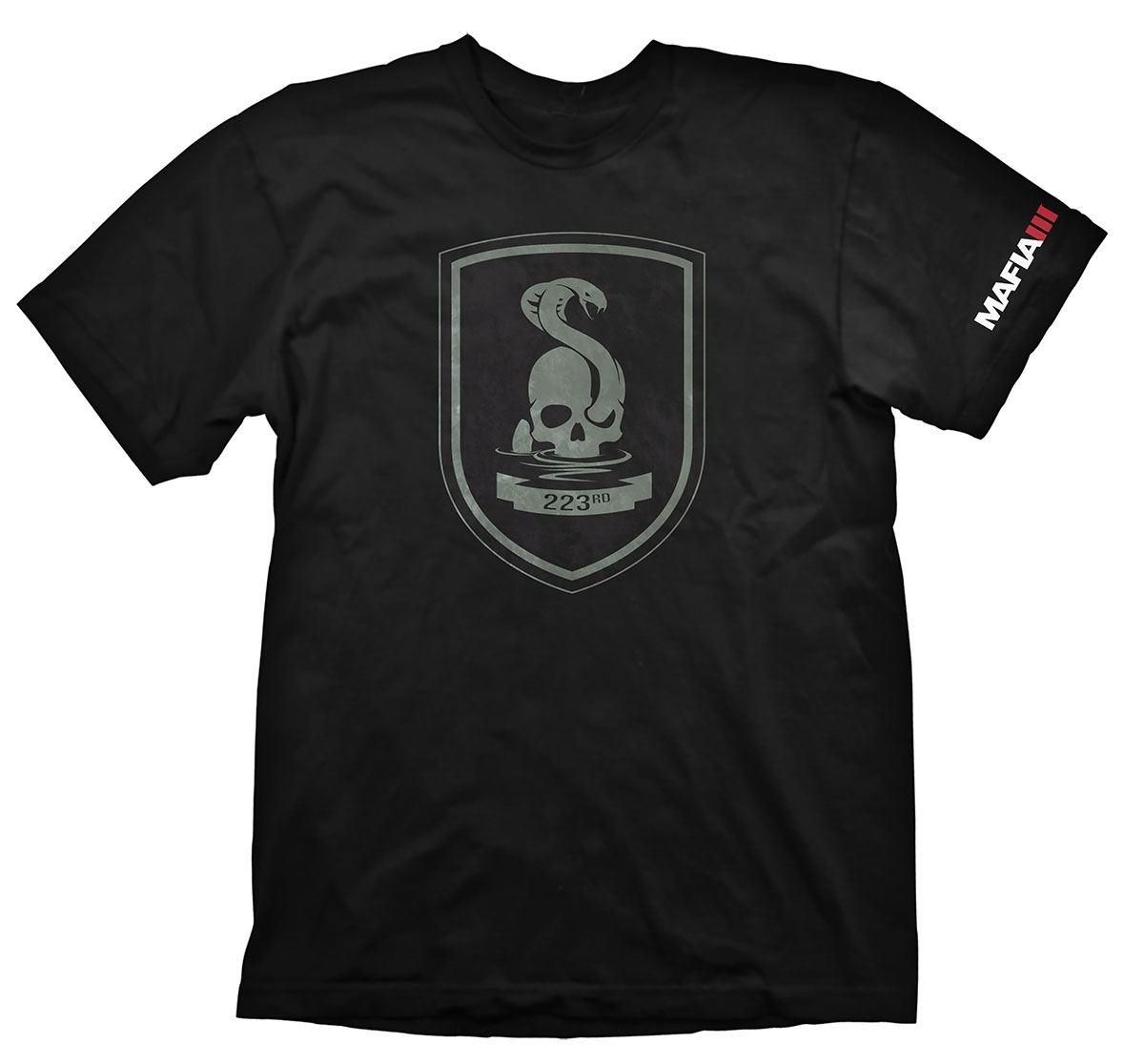 Mafia III T-Shirt 223rd Size M