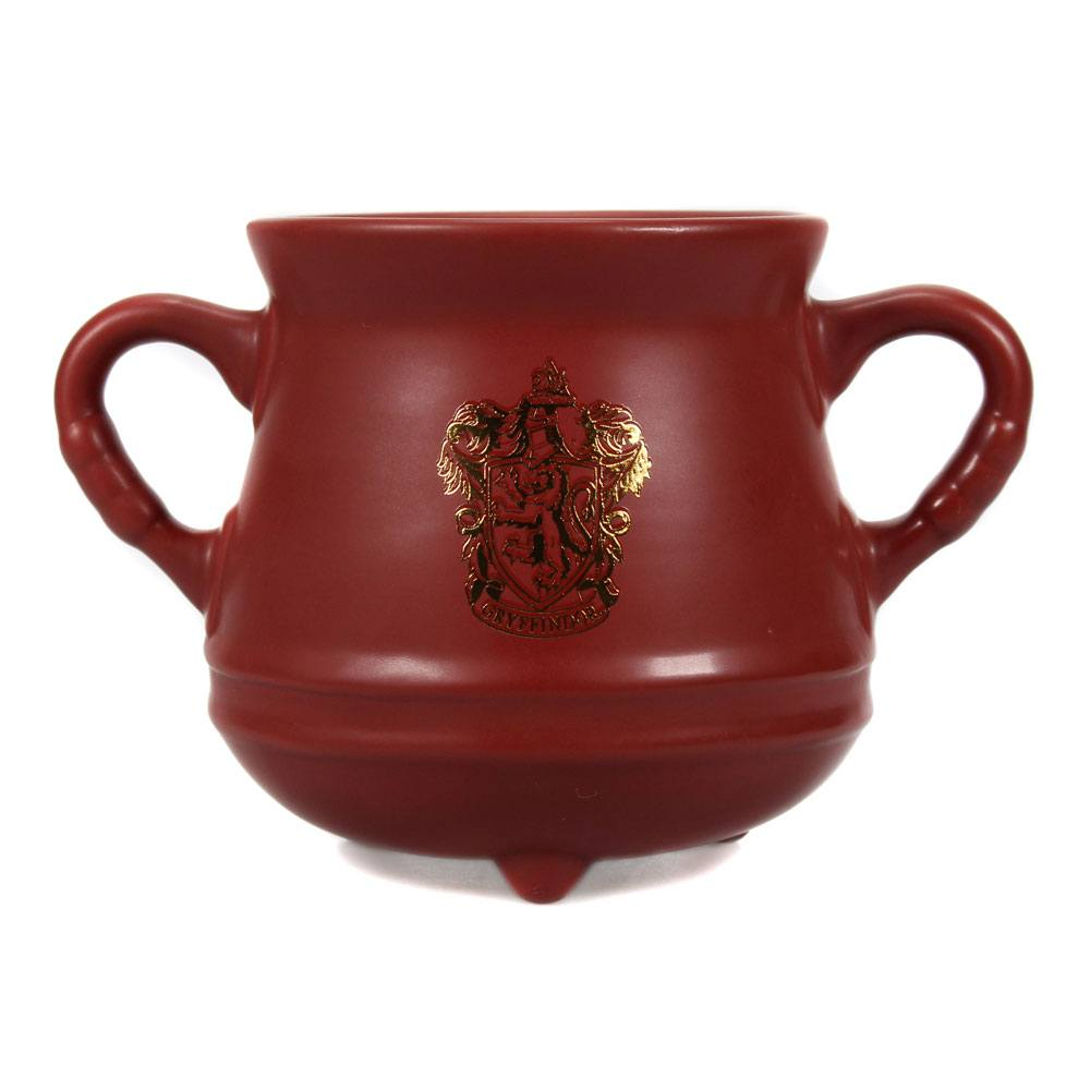 Harry Potter 3D Mug Cauldron Gryffindor