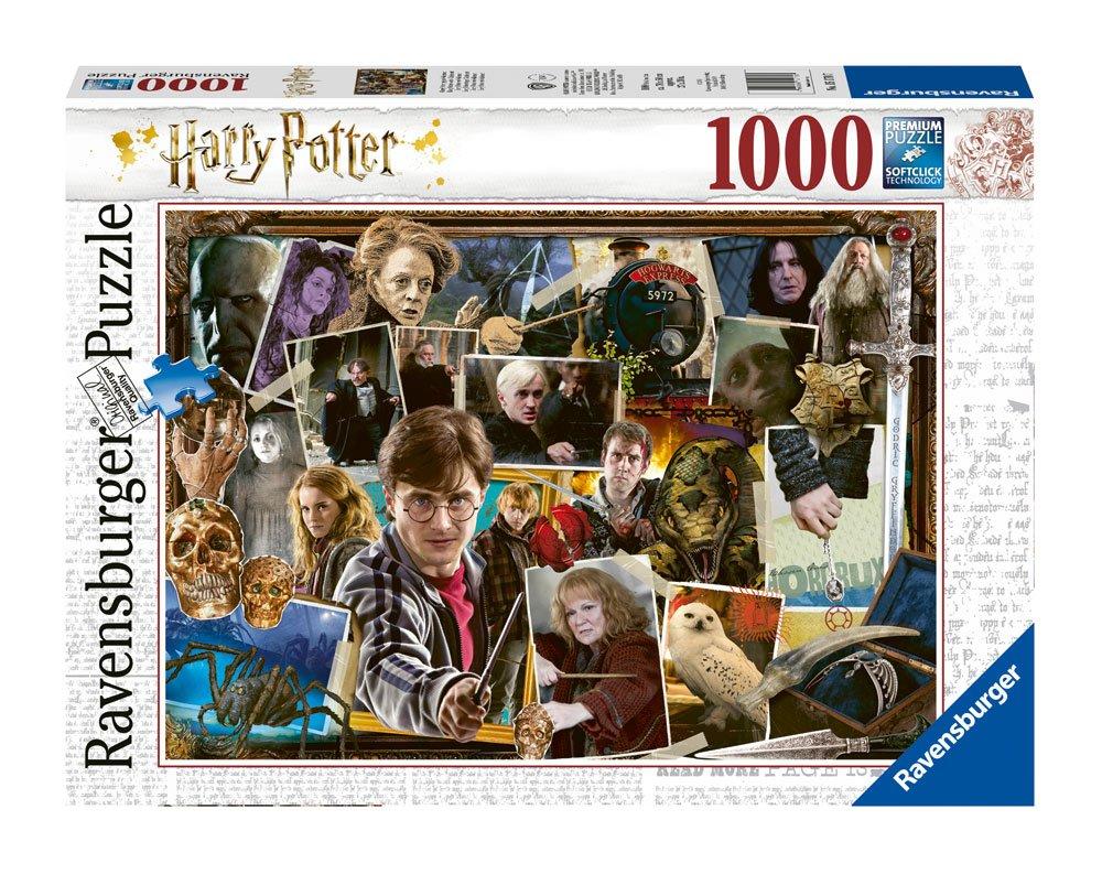 Harry Potter Jigsaw Puzzle Harry Potter vs. Voldemort (1000 pieces)