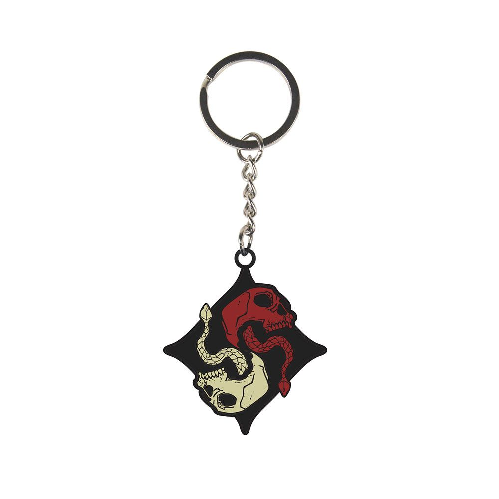 Borderlands 3 Metal Keychain Troy