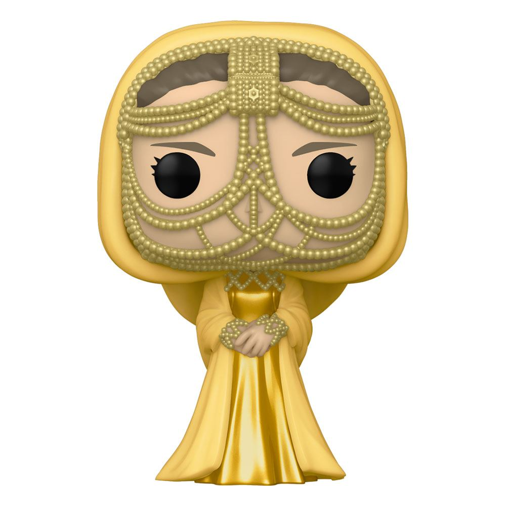Dune POP! Movies Vinyl Figure Lady Jessica (Gold) 9 cm