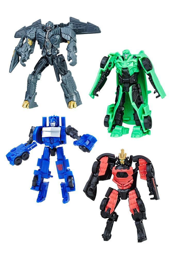 Transformers The Last Knight Legion Action Figures 8 cm 2017 Wave 2 Sortiment (8)