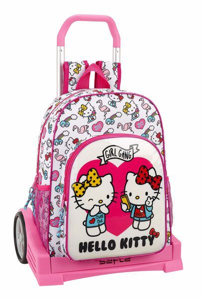 Hello Kitty Evolution Trolley Girl Gang