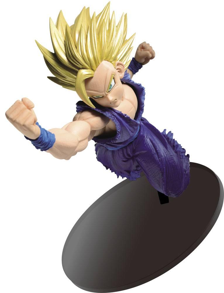 Dragon Ball Z SCultures PVC Statue Big Budoukai 7 SSJ 2 Gohan 16 cm