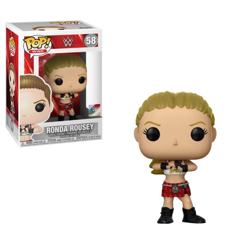 WWE POP! Vinyl Figure Ronda Rousey 9 cm