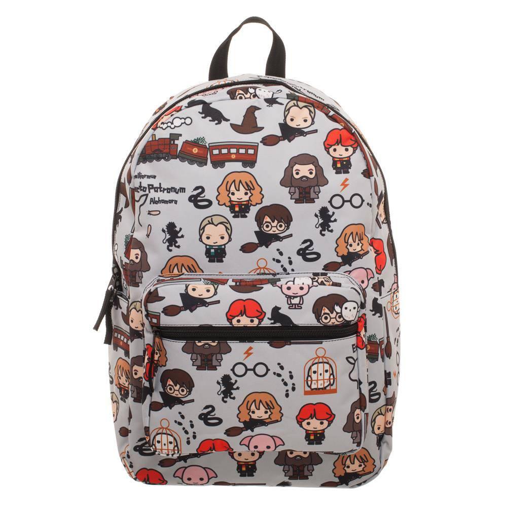 Harry Potter Backpack Chibi Art
