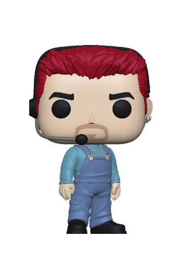 NSYNC POP! Rocks Vinyl Figure Joey Fatone 9 cm