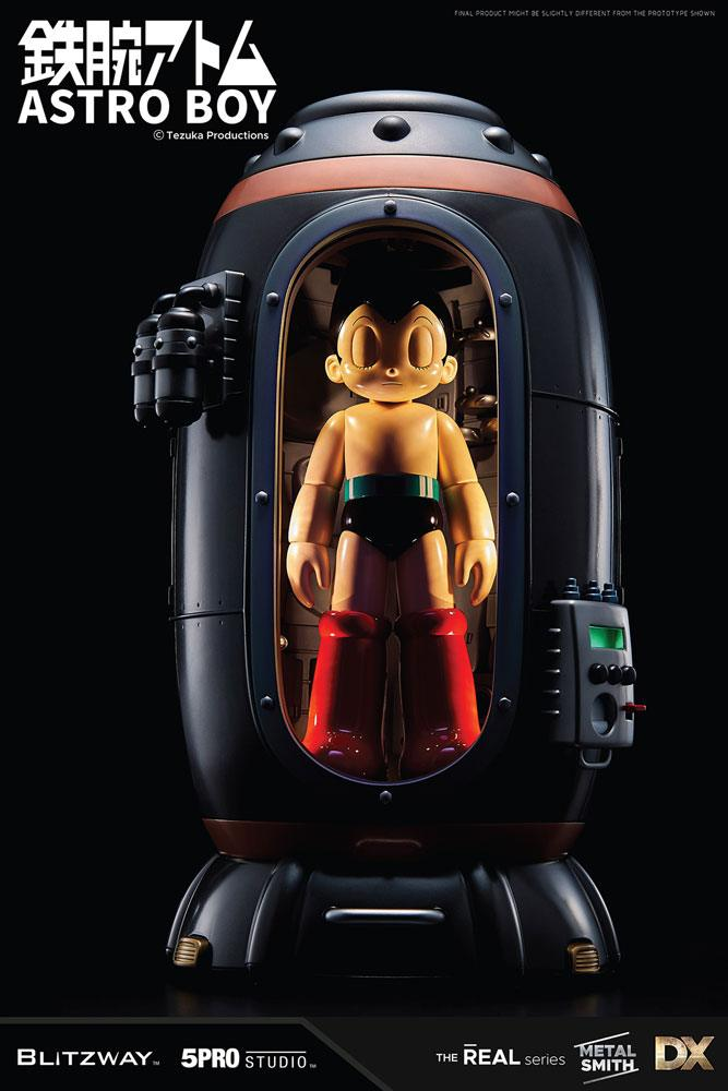 Astro Boy The Real Series Statue Atom Deluxe Ver. 30 cm