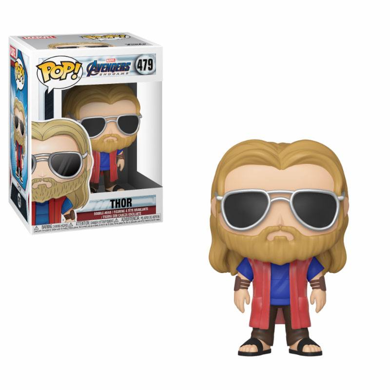 Avengers Endgame POP! Movies Vinyl Figure Thor 9 cm