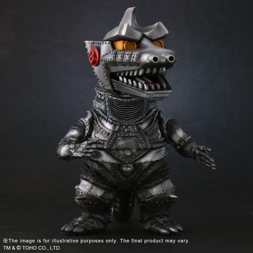 Terror of Mechagodzilla Defo-Real Series PVC Statue Mecha Godzilla (1975) 15 cm