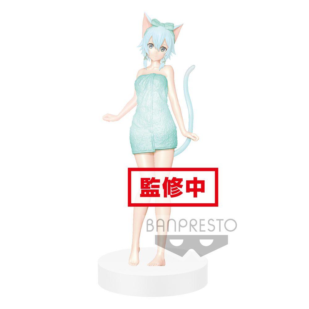 Sword Art Online Alicization EXQ PVC Statue Shinon 23 cm