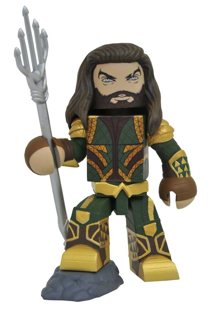 Justice League Movie Vinimates Figure Aquaman 10 cm
