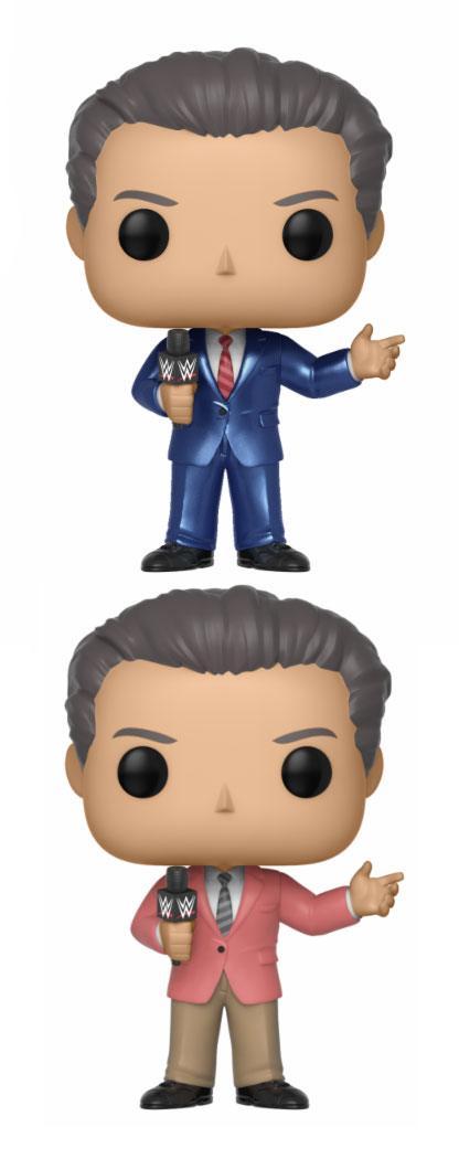 WWE POP! Vinyl Figures Vince McMahon (In Suit) Assortment (6)