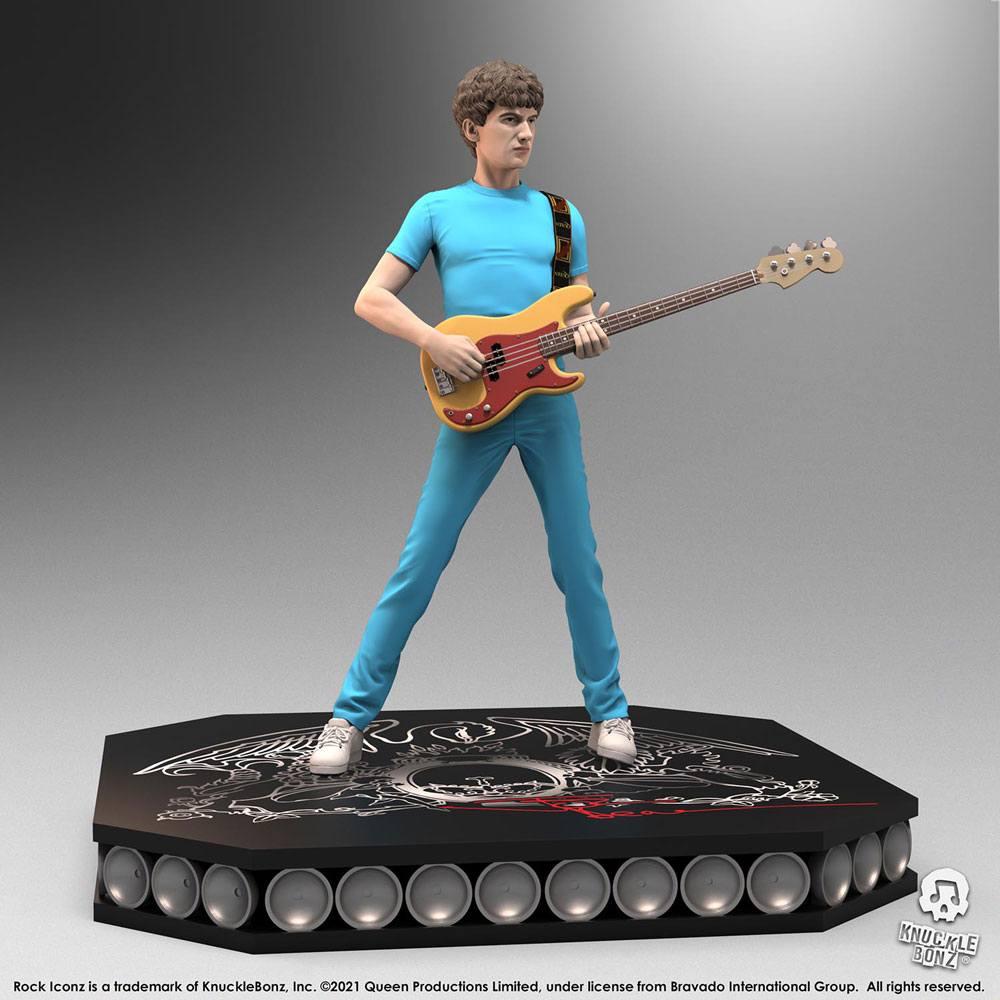 Queen Rock Iconz Statue John Deacon Limited Edition 23 cm
