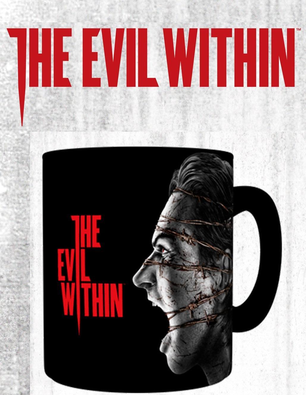 The Evil Within Mug Logo