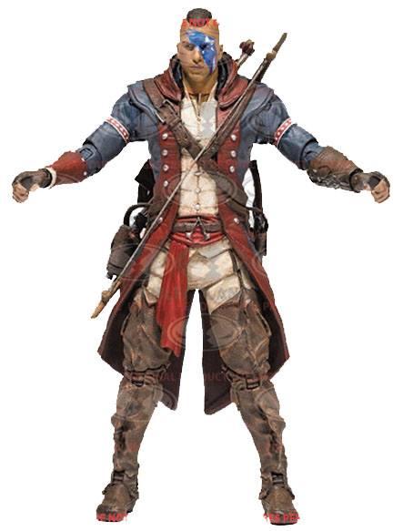 Assassin´s Creed Action Figure Series 5 Revolutionar Connor 15 cm