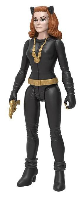 Batman 1966 Action Figure Catwoman 10 cm