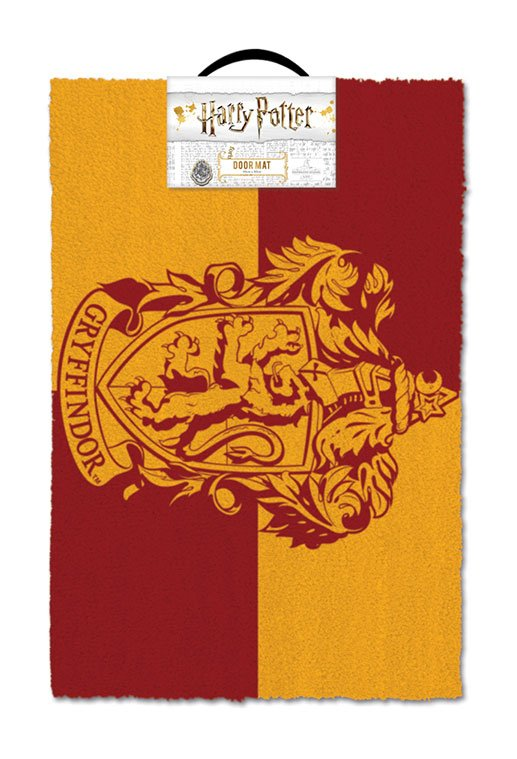 Harry Potter Doormat Gryffindor 40 x 60 cm