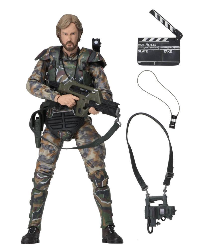 Aliens Action Figure Col. James Cameron 18 cm