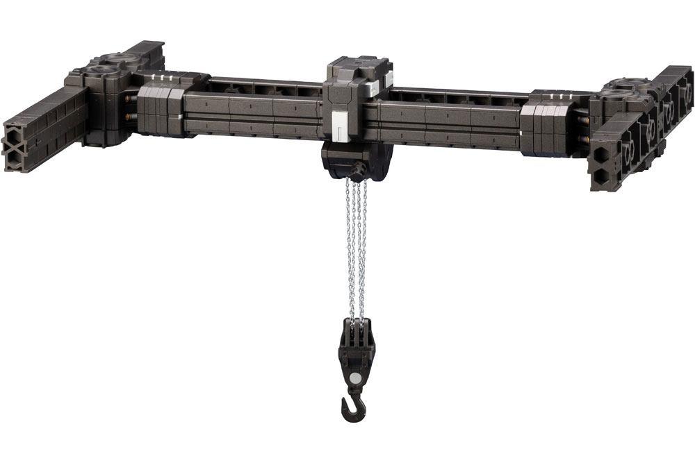 Hexa Gear Plastic Model Kit 1/24 Block Base 05 Crane Option 23 cm