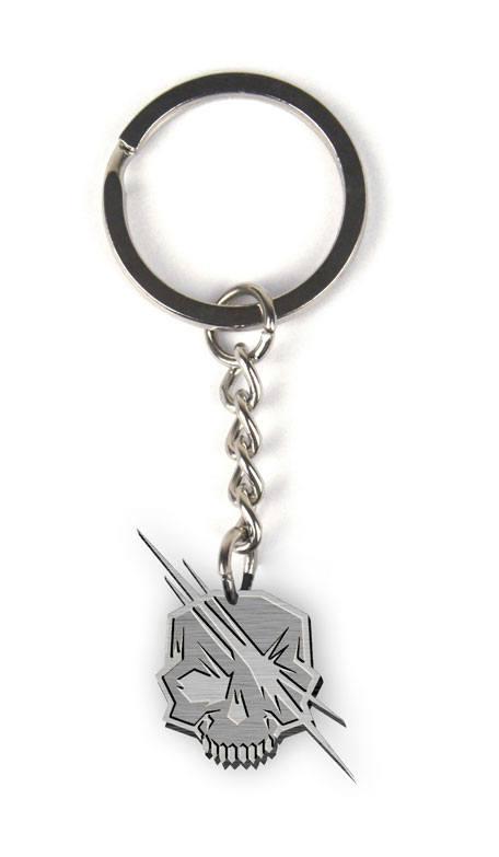 Battleborn Metal Keychain Rogues