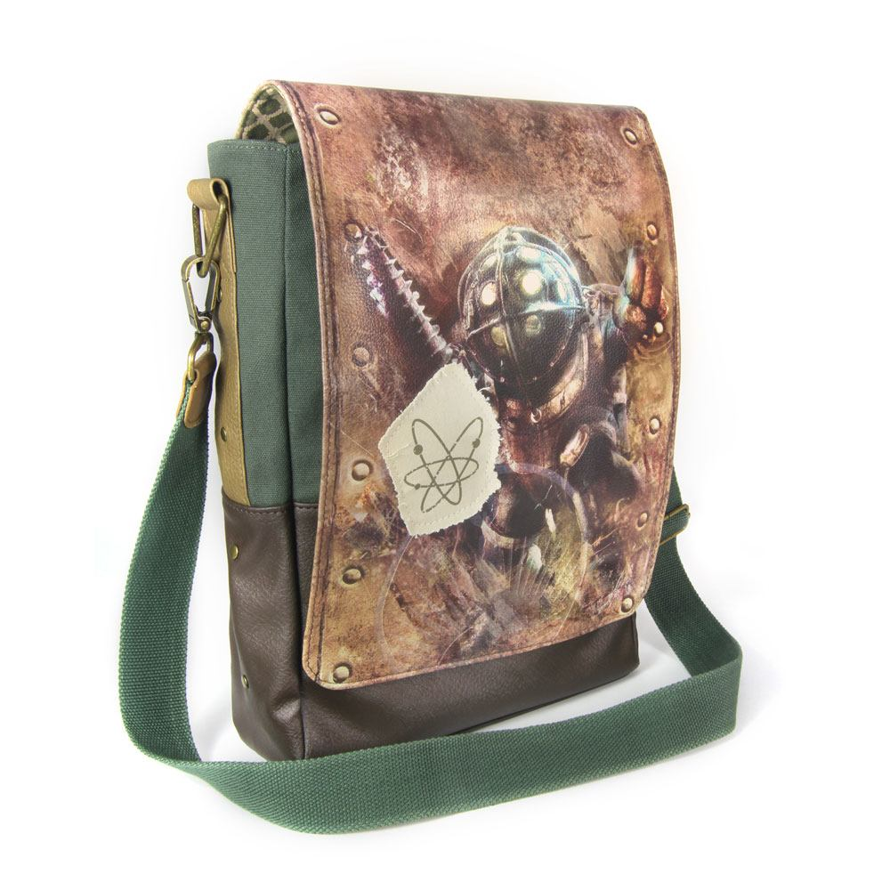 BioShock Messenger Bag Big Daddy