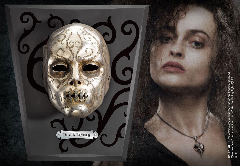 Harry Potter Death Eater Mask Bellatrix