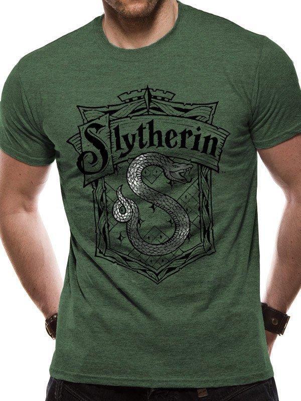 Harry Potter T-Shirt Shrewder with Silver Foil Size M
