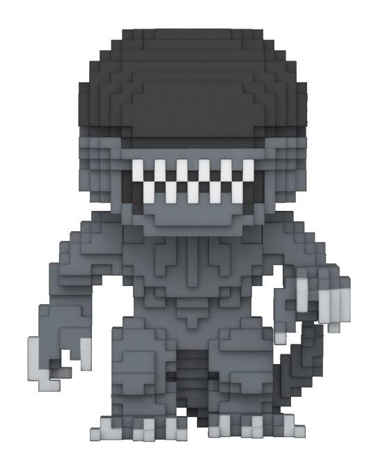 Alien POP! 8-Bit Horror Vinyl Figure Alien 9 cm
