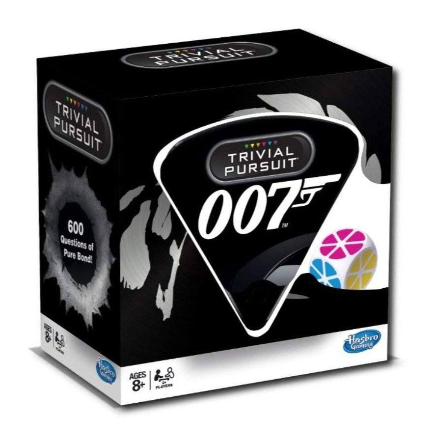 James Bond 007 Card Game Trivial Pursuit *English Version*