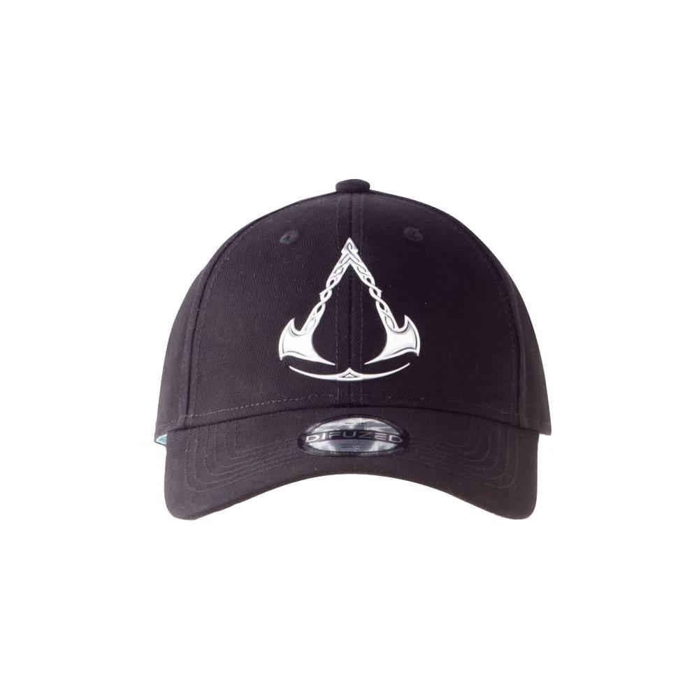 Assassin's Creed Valhalla Curved Bill Cap Metal Symbol