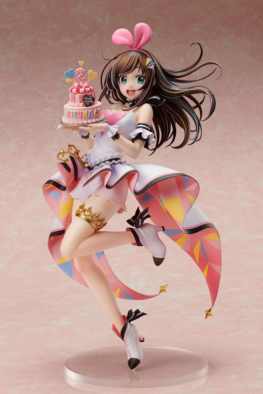 Ai Kizuna PVC Statue 1/7 Ai Kizuna A.I. Party! Birthday with U 24 cm