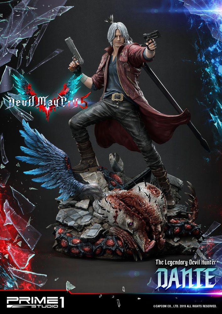 Devil May Cry 5 Statue 1/4 Dante 74 cm