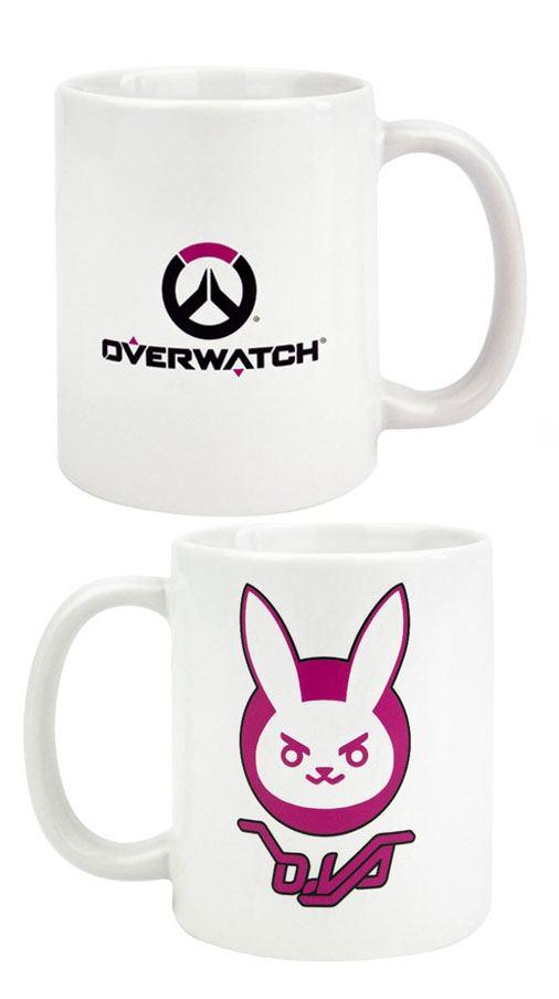 Overwatch Mug D.Va