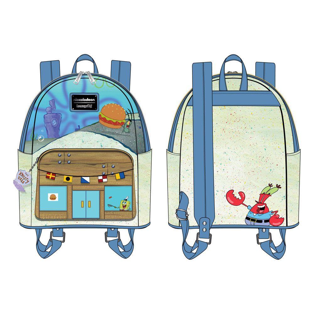 SpongeBob SquarePants by Loungefly Backpack Krusty Krab
