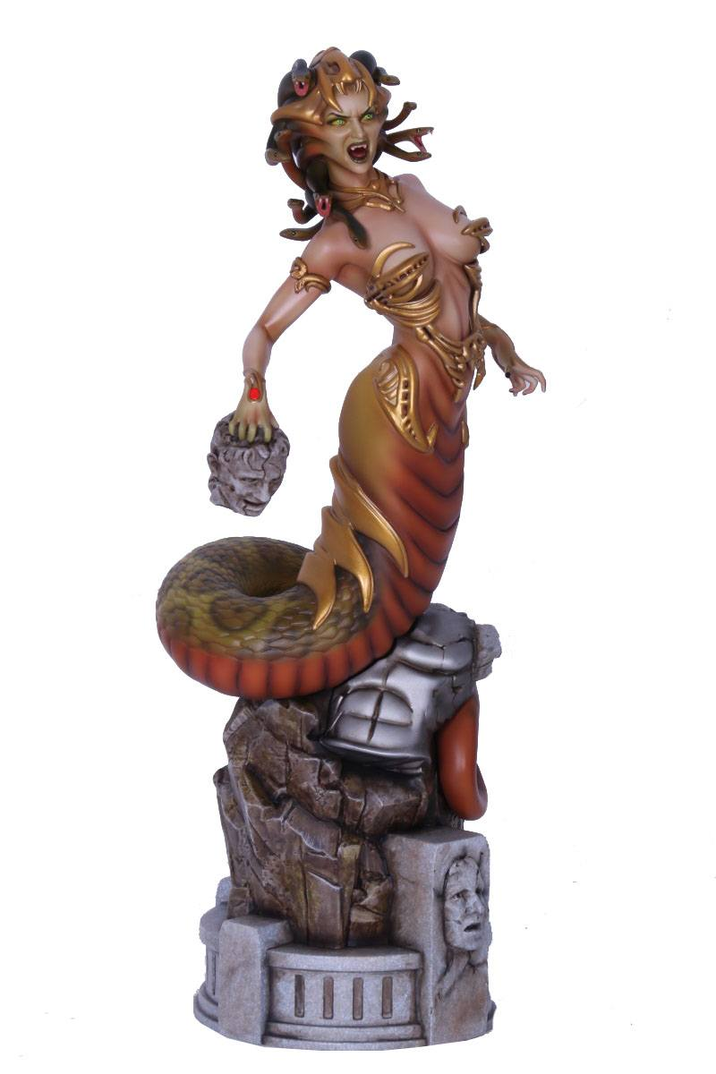 Fantasy Figure Gallery Greek Mythology Collection Statue 1/6 Medusa (Wei Ho) 37 cm