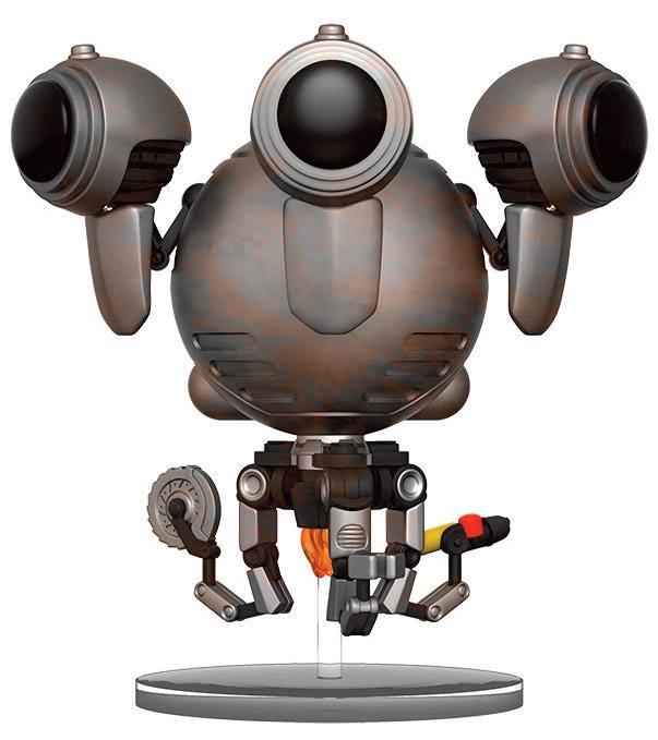 Fallout 4 POP! Games Vinyl Figure Codsworth (Battle) 9 cm