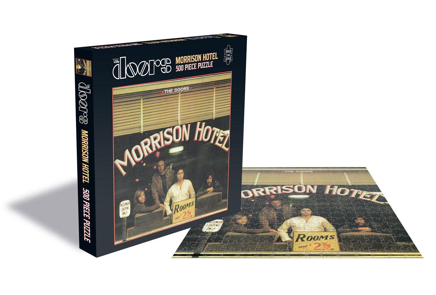 The Doors Puzzle Morrison Hotel