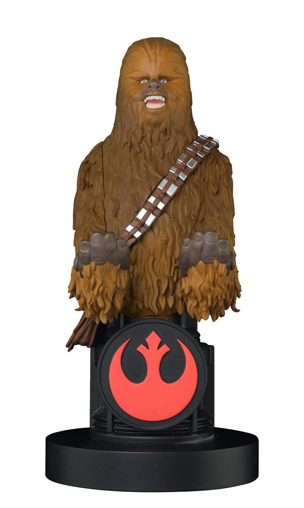 Star Wars Cable Guy Chewbacca 20 cm --- DAMAGED PACKAGING
