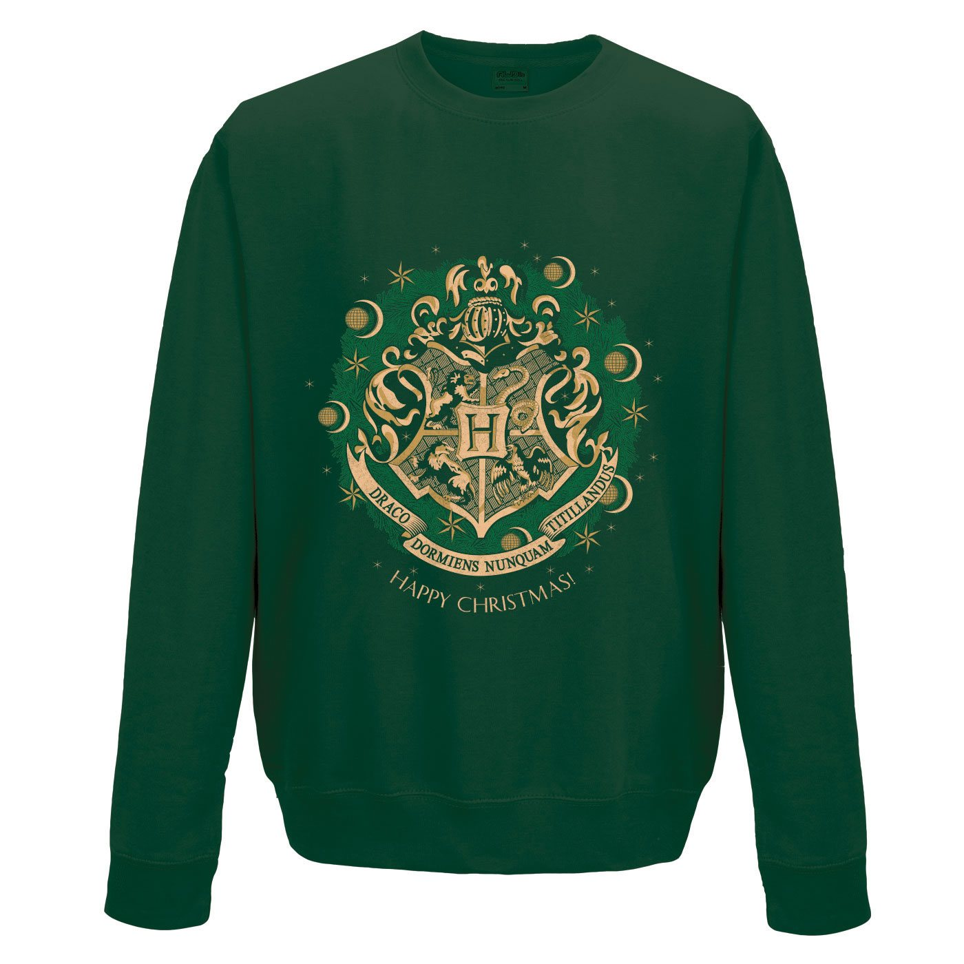 Harry Potter Sweatshirt Happy Hogwarts Size L