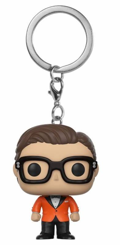 Kingsman The Secret Service Pocket POP! Vinyl Keychain Eggsy 4 cm