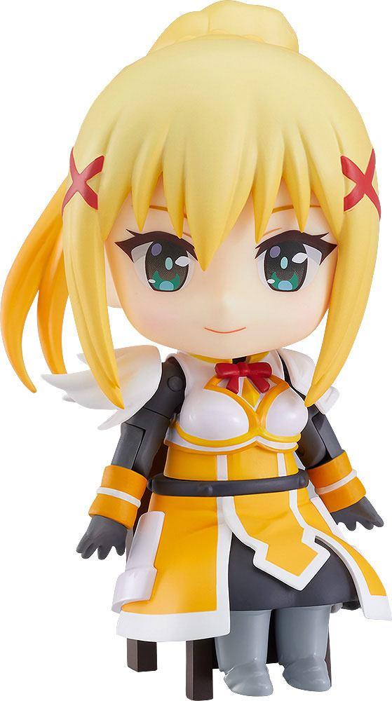KonoSuba: Legend of Crimson Nendoroid Swacchao! Figure Darkness 9 cm
