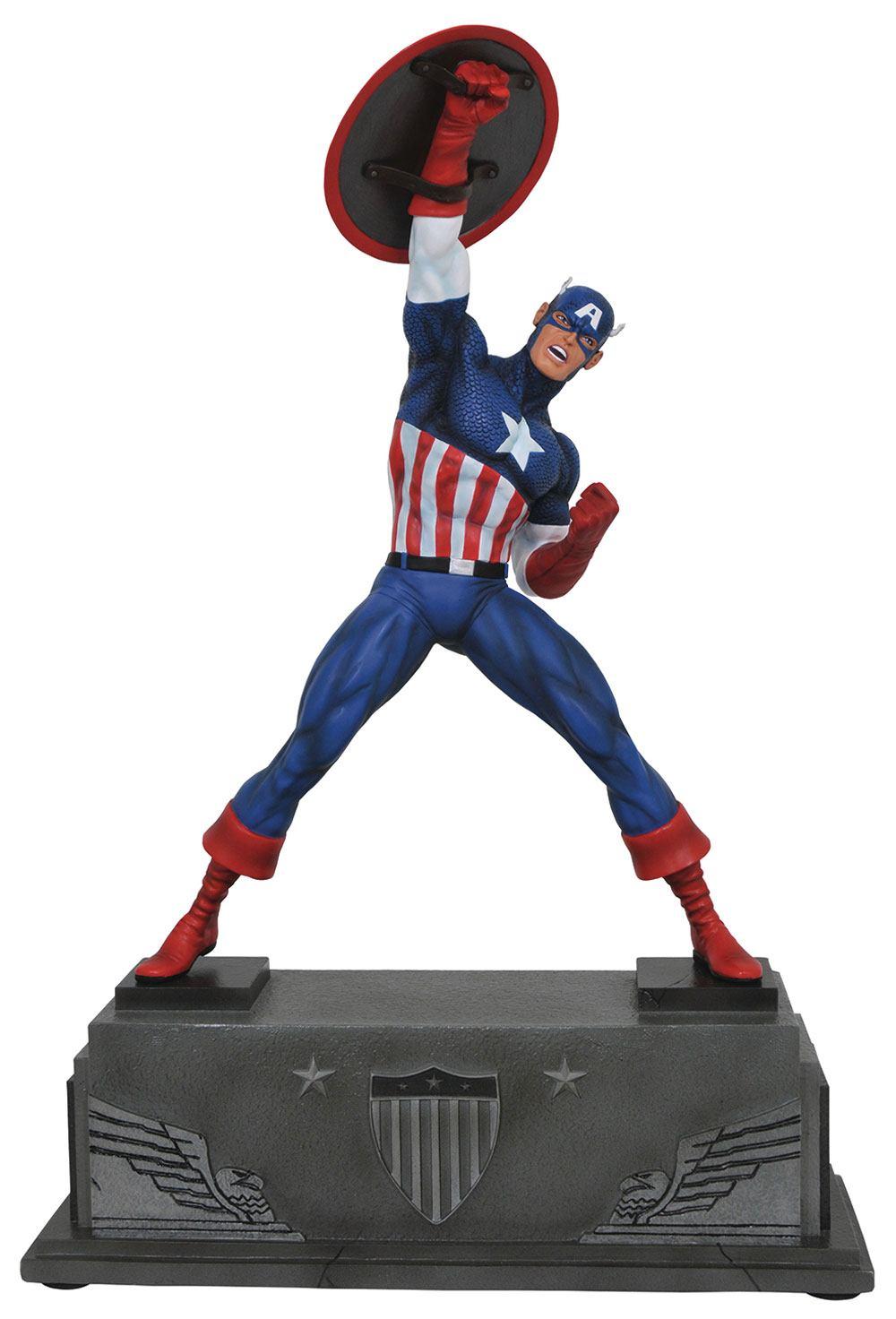 Marvel Premier Collection Statue Captain America 30 cm