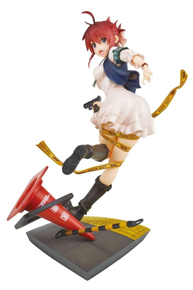 Rail Wars PVC Statue 1/8 Aoi Sakurai 19 cm