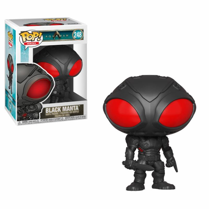 Aquaman Movie POP! Movies Vinyl Figure Black Manta 9 cm