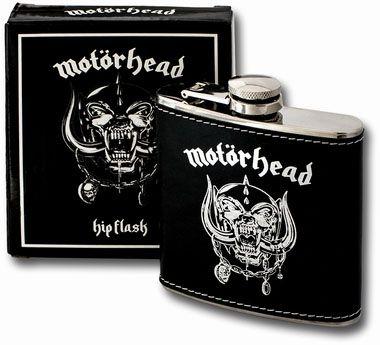 Motörhead Flask Logo