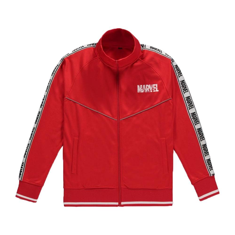 Marvel Track Jacket For Victory Size L